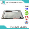 Household items stainless steel double layers tray