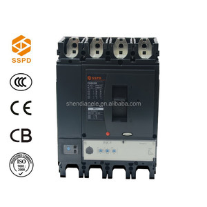 CNSX-630/4P 630A specialized in Moulded Case Circuit Breaker automatic reset circuit breaker