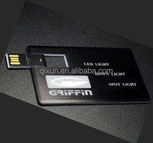 1gb 2gb 4gb 8gb 16gb 32gb 2 sides customized logo generic memory card usb blank flash disk, business card usb flash drive