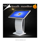 37 inch IR touch core i3 screen all in one pc desktop be used in meeting center and hospital