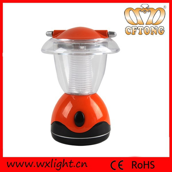 Rainproof High Quality Plastic Led Camping Lantern