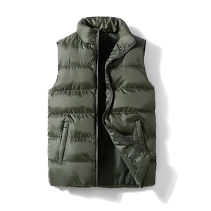 Warm traditional wholesale fishing sport mens winter cheap waistcoat