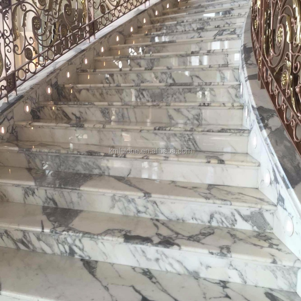 Bon New Design Modern Marble Stair   Buy Marble Stair,Designs Marble,Stair  Design Product On Alibaba.com