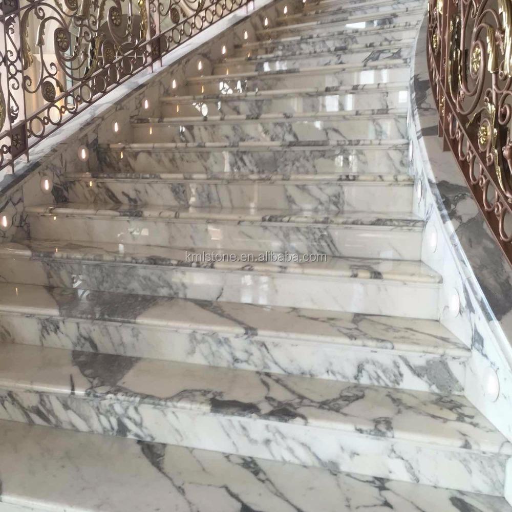 Bon New Design Modern Marble Stair   Buy Marble Stair,Designs Marble,Stair  Design Product On Alibaba.com