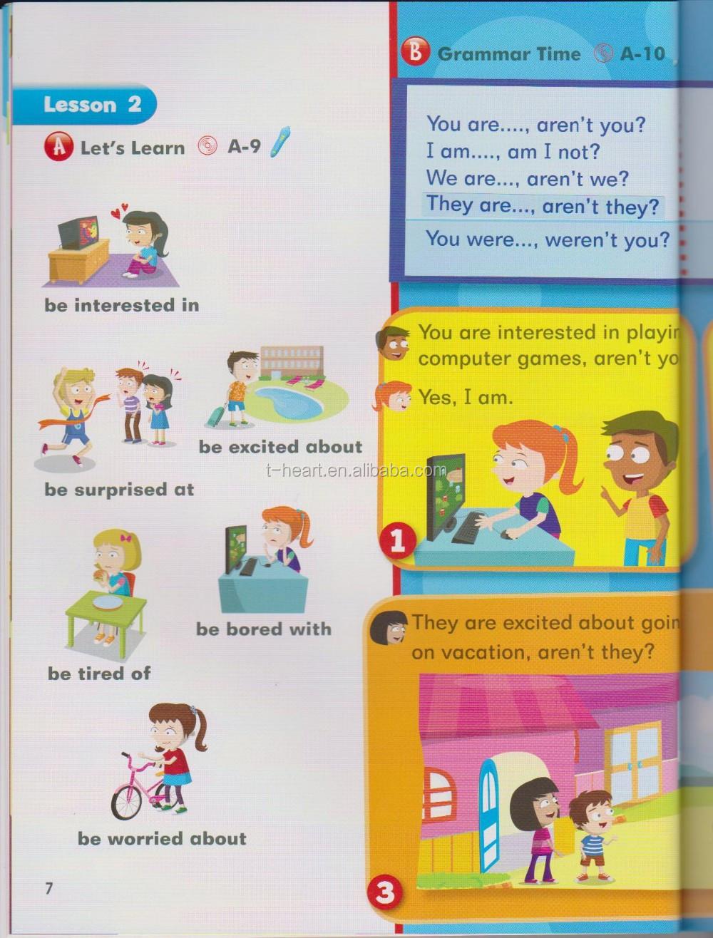 Boyama Karikatur Resim Ingilizce Dilbilgisi Kitap Okuma Buy