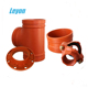 flange Bend 90 Degree Flange Elbow flange cast iron manufacturer best price