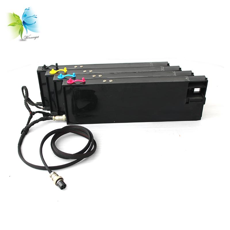Winnerjet 220ml/440ml Refill Uv Ink Cartridge for Mimaki for Roland for Mutoh Uv Printers