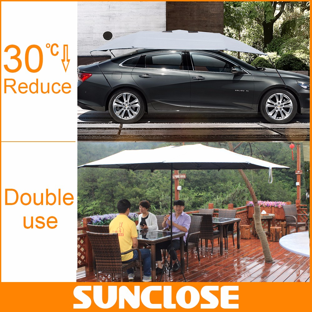 SUNCLOSE car cover waterproof for volkswagen beetle phaeton cc chinese umbrellas for wedding inflatable car cover