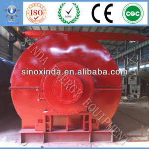 Xindae X-Ray Tech. waste tyre recycle machine to fuel oil with CE & EPA