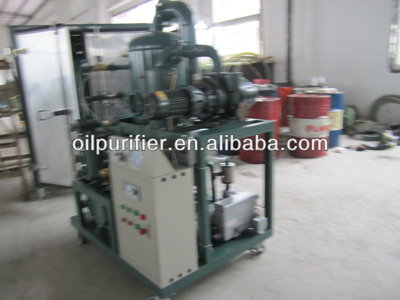Mobile Coolant & Lubricant Oil Service Unit/ Oil Treatment Machine