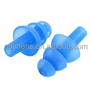Anti Noise Hearing Protection Silicone ear plugs for sleeping