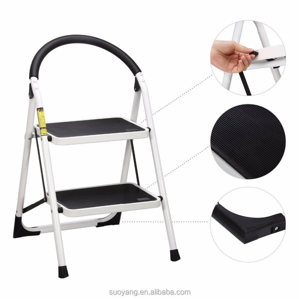 Astonishing 3 Step Ladder Portable Folding Stairs Anti Slip Mat Kitchen Aid Home Buy Step Ladder Anti Slip Step Ladder Home Step Ladder Product On Alibaba Com Pabps2019 Chair Design Images Pabps2019Com