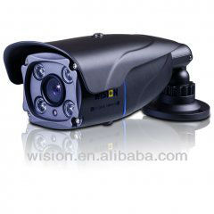 Onvif WDR 3 Megapixel IR Bullet Camera Low Light Megapixel Applied in Ultra-cold Weather Auto Zoom Compact IP Camera