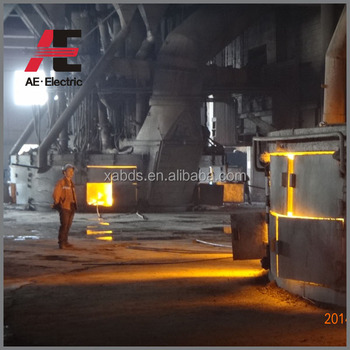 Submerged Arc Furnace For Silicon Metal Silicon Furnace