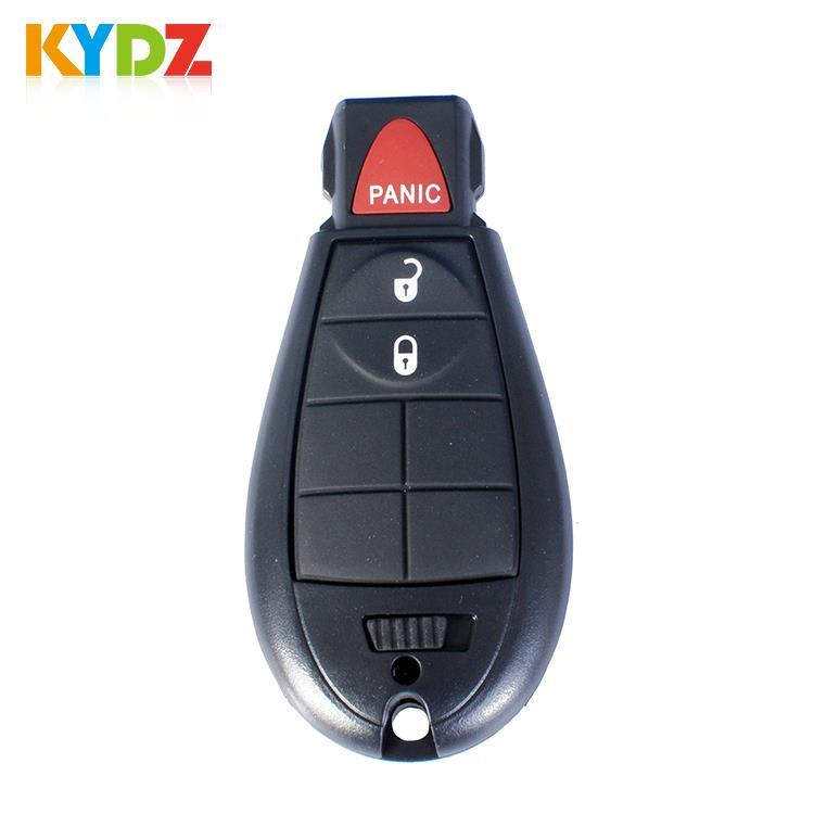 3 button Fobik retractable keychain car <strong>key</strong> for Dodge /Ram 2500 2008-2010