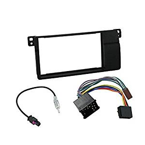 Connects2 CT23BM07 BMW 3 Series E46 1998/> 2005 Double Din Fascia Adaptor