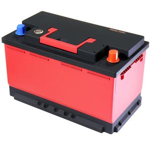082-20 LiFePO4 12V Lithium High Power Quick Start Car Battery for vehicles with Engine Start Stop System