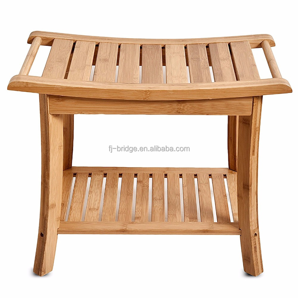 Bamboo Shower Bench, Bamboo Shower Bench Suppliers and Manufacturers ...