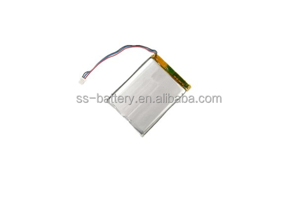 3.7v 2100mah small polymer lithium ion battery powered fan cap