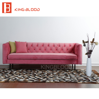 Hot Sale New Model Luxury Sex Tufted Sofa Sets