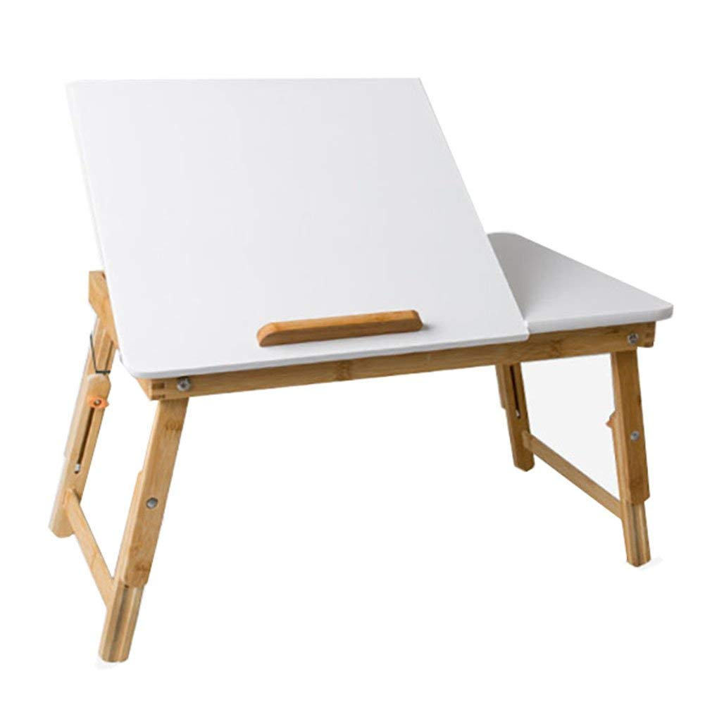 TH Foldable Laptop Table Notebook Computer Desk Foldable Table Bed Lazy Table Household Small Table
