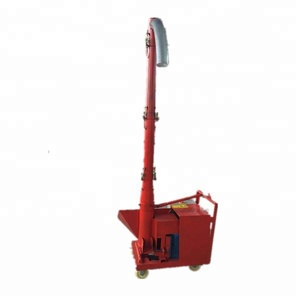 Small shortcrete & motar concrete pump