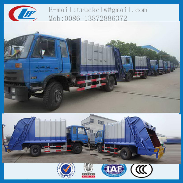 Dongfeng Food Trucks