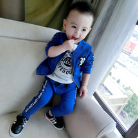 China Kid Boys Sport Suits Frock Designs One Piece Children Clothes For Wholesale