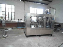 Jiangmen Greenfall carbonated soft drink filling machine factory