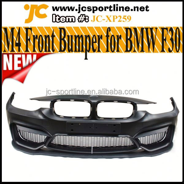 New 3 Series M4 Front Bumper of Auto Bodykit For BMW F30 320i 2014