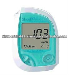 GlucoDr. Plus LCD Display Digital Blood Glucose Meter(AGM-3000)
