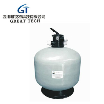 Industrial Fiberglass Top-Mount Silica Sand Filter Pool Filter Sand Lowes