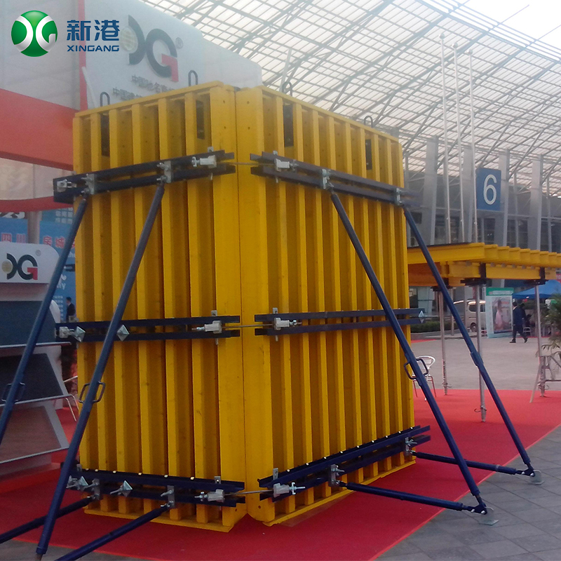 Formwork Construction Concrete Column/Slab Formwork made in China with low price