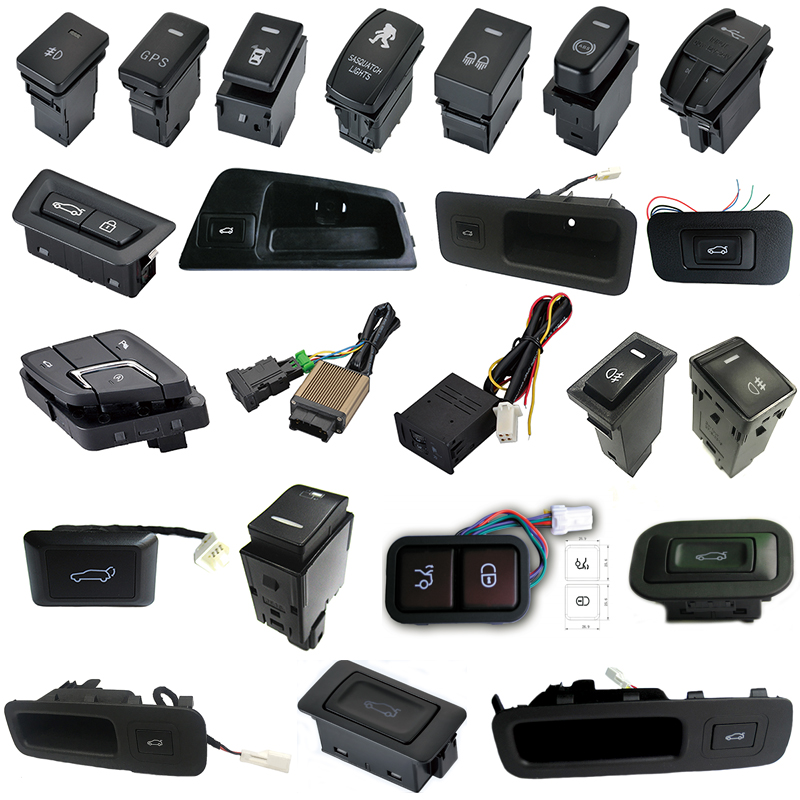 air condition switch for automobile  accessories Suitable for all kinds of cars