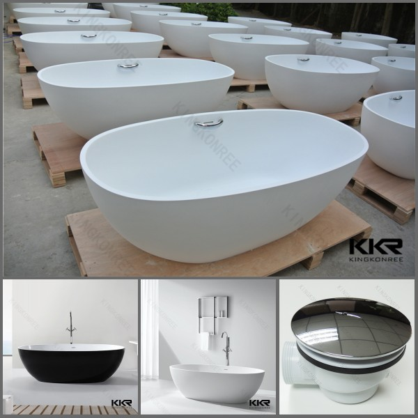 High Quality Two Person Hot Tubs Freestanding Bathtub Stand Alone Bath Tub