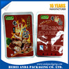 Custom pet al pe vacuum bags printing /aluminum foil vacuum packing bag pouch for meat