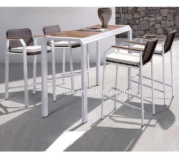 Alluminio Bar Tavolo E Sgabello Seggiolone Usato Home Bar Mobili - Buy  Utilizzato Per La Casa Mobili Bar,Tavolo Da Bar In Alluminio,Sgabello Da  Bar ...