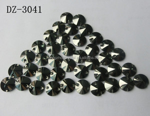 Wholesale Crystal Beads Sew on Black Gemstone Names