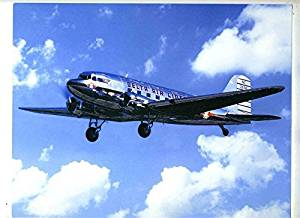 Delta Airlines DC-3 Ship 41 Photo History & Restoration Information