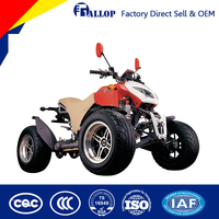 hot sale 300cc 4 wheeler 4x4 atv for adults (GP300S-18A)