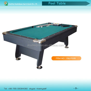 No Pocket Pool Table From Dq Factory Buy No Pocket Pool Table - Pool table no pockets
