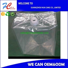 high quality aluminum compound aseptic bag in box