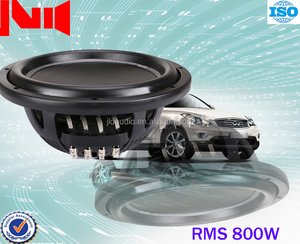 jld 12 inch RMS 800w wireless car audio subwoofer neo motor sensitivity spl subwoofer made in China