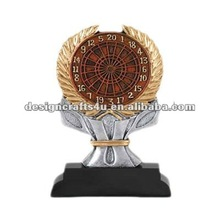 polyresin shooting gallery trophy