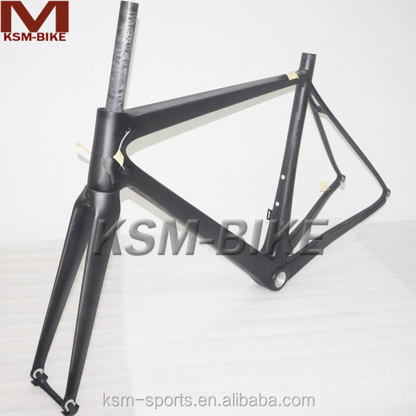 New Coming Carbon Frame Super Light T1000 Toray Carbon Fiber Road Bicycle Frame