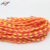 5mm polyester DTY braided bag handle rope round hiking rope shoe lace