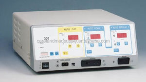 300W Electrosurgical generator Unit Monopolar Electrotome ESU Digital Electro Surgical Equipment