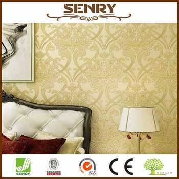 Interior & Exterior Wall Paper Waterproof Pvc 3d Wall Panel For Wall ...