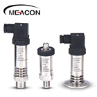 High Temperature Pressure Transmitter with 4-20mA Output can be Measure Liquid Steam Pressure Transducer