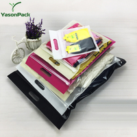 polyester pvc foldable zipper tote hanger shirt storage bag with zipper pouch